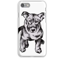 Graphic Pup iPhone Case/Skin