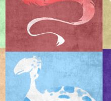 Mythical Mayhem Sticker
