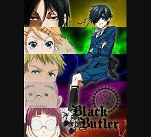Black Butler - Ciel and his servants Unisex T-Shirt