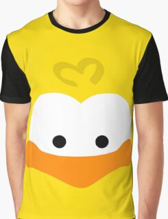 Duckie Face Graphic T-Shirt
