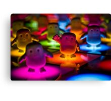 Adipose on the Dance Floor Canvas Print