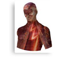 Flash - Barry Canvas Print