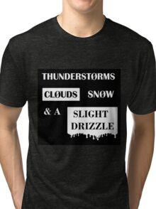 Twenty One Pilots- Migraine Design 2 Tri-blend T-Shirt