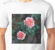 A PAIR OF PINK ROSES FOR SOMEONE SPECIAL Unisex T-Shirt