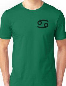 Cancer Zodiac Symbol Standard Unisex T-Shirt
