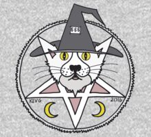Cat Coven One Piece - Long Sleeve
