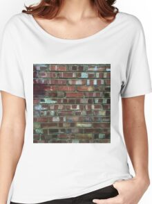 bricks Women's Relaxed Fit T-Shirt