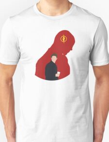 The Flash - Minimalist Unisex T-Shirt