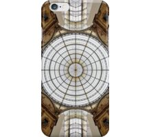 galleria vittorio emanuele ii // symmetry iPhone Case/Skin