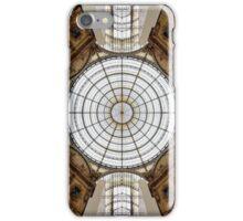 galleria vittorio emanuele ii // symmetry iPhone Case/Skin