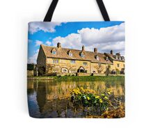 Lower Slaughter (The Cotswolds) Tote Bag