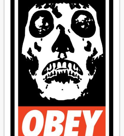 Obey Sticker