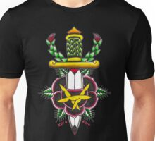 SMALL DAGGER Unisex T-Shirt
