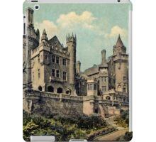 Vintage Casa Loma, Toronto, Canada iPad Case/Skin