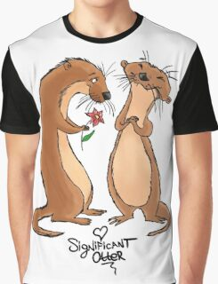 Significant otter Graphic T-Shirt