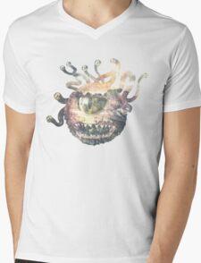 Beholder Mens V-Neck T-Shirt