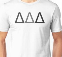 Delta Tri. Unisex T-Shirt