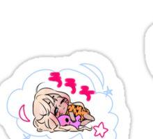 TIGER BOSS STICKER SHEET Sticker