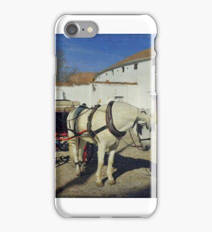 Plaza de toros de Ronda iPhone Case/Skin