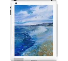 Tranquil Sea iPad Case/Skin
