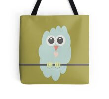 FLUFFY OWL Tote Bag