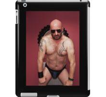 Troy - Muscle Jock iPad Case/Skin