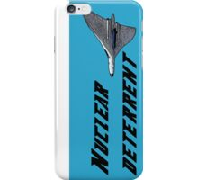 Britain's Nuclear Deterrent iPhone Case/Skin