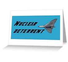 Britain's Nuclear Deterrent Greeting Card