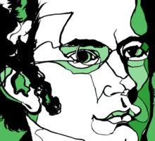 Franz Schubert Sticker