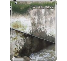 thames stairs iPad Case/Skin