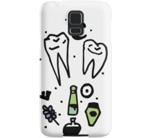 Witch supplies Samsung Galaxy Case/Skin