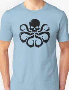 HYDRA Badge - Black Unisex T-Shirt