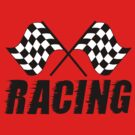 Racing Flags  by ImageMonkey