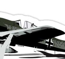 Focke-Wulf 190 D Sticker
