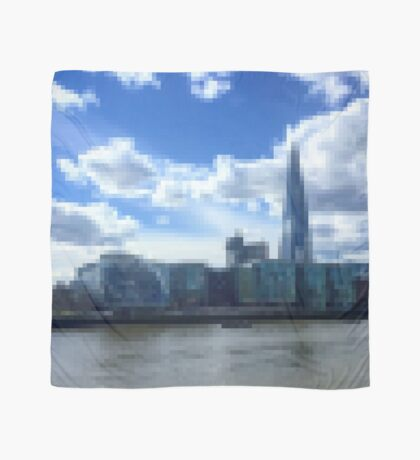 river view Scarf