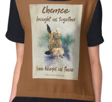 Chance Brought Us Together Chiffon Top