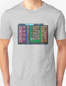 Digimon Chart T-Shirt
