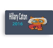 Hillary Caton Photo Canvas Print