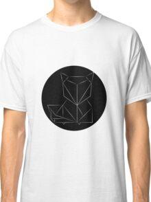 FOX - Simple Geometric design Classic T-Shirt