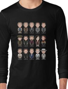 Hiddlespotting (shirt) Long Sleeve T-Shirt