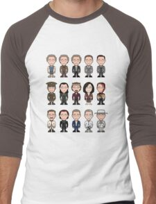 Hiddlespotting (shirt) Men's Baseball ¾ T-Shirt