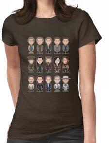 Hiddlespotting (shirt) Womens Fitted T-Shirt