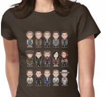 Hiddlespotting (shirt) Womens Fitted T-Shirt