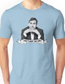 "Michael Scott - ""That's What She Said"" Unisex T-Shirt"