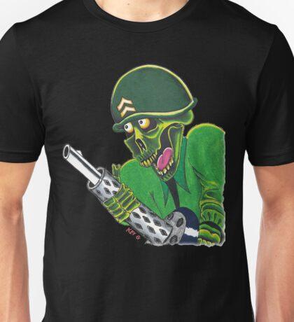 SOLDIER OF DEATH Unisex T-Shirt