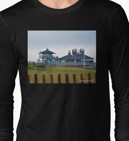 MISQUAMICUT STATE BEACH RI Long Sleeve T-Shirt