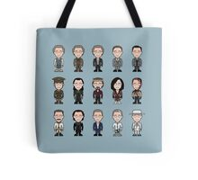Hiddlespotting (pillow or bag) Tote Bag