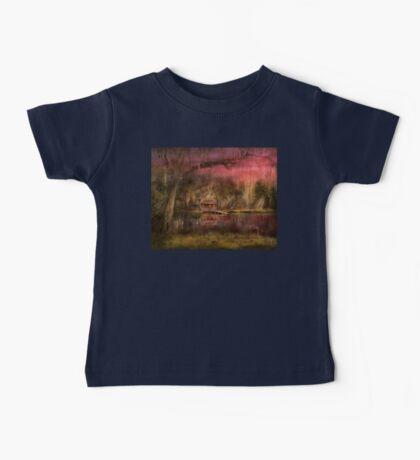 Cabin - De Land, FL - Summer Cottage 1904 Baby Tee