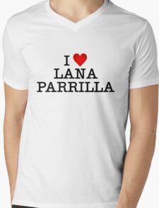 I love Lana Parrilla Mens V-Neck T-Shirt
