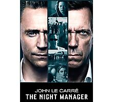 The Night Manager Photographic Print